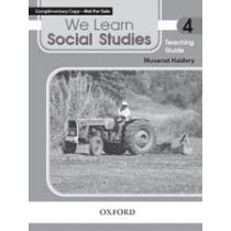 We Learn Social Studies Teaching Guide 4