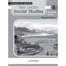 We Learn Social Studies Teaching Guide 5
