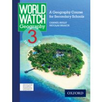 World Watch Geography Skills Book 3