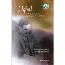 Iqbal: A Selection of his Urdu and Persian Verse