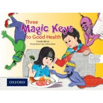 Three Magic Keys to Good Health