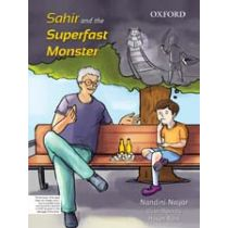 Sahir and the Superfast Monster