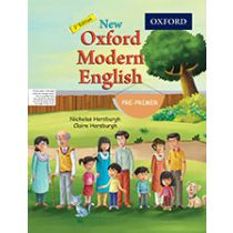 New Oxford Modern English Book Intro.