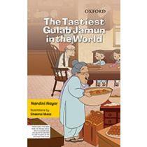 The Tastiest Gulab Jamun in the world