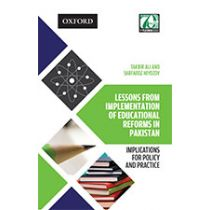 Lessons from Implementation of Educational Reforms in Pakistan