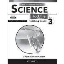 Science Fact file Teaching Guide 3