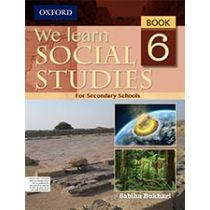 We Learn Social Studies Book 6