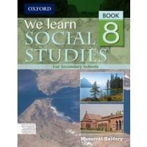 We Learn Social Studies Book 8