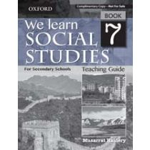 We Learn Social Studies Teaching Guide 7
