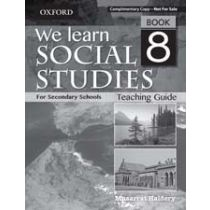 We Learn Social Studies Teaching Guide 8