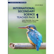 International Secondary Science Teacher Pack 1
