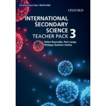International Secondary Science Teacher Pack 3