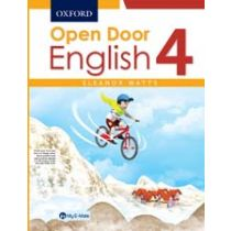 Open Door English Book 4 with My E-Mate