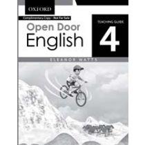 Open Door English Teaching Guide 4