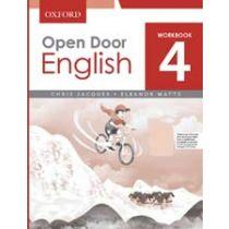 Open Door English Workbook 4