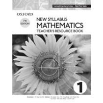 New Syllabus Mathematics Teacher's Resource Book 1