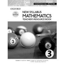 New Syllabus Mathematics Teacher's Resource Book 3