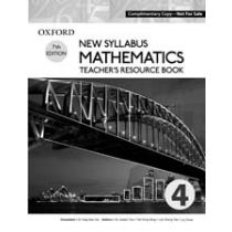 New Syllabus Mathematics Teacher's Resource Book 4