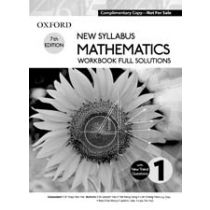 New Syllabus Mathematics Workbook Full Solutions 1