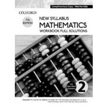 New Syllabus Mathematics Workbook Full Solutions 2