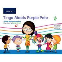 Tinga Meets Purple Pete