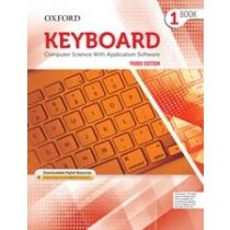 Keyboard Book 1 with Digital Content