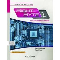 Right Byte Book 1 with Digital Content