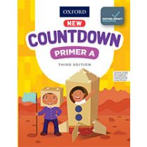 New Countdown Book Primer A (3rd Edition)