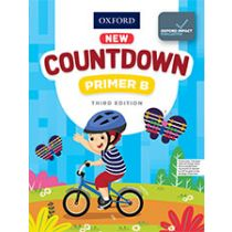 New Countdown Book Primer B (3rd Edition)