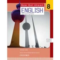 New Get Ahead English Book 8