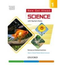 New Get Ahead Science Book 1