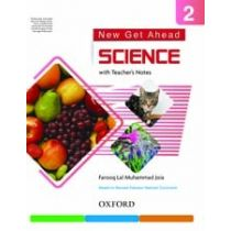 New Get Ahead Science Book 2