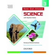 New Get Ahead Science Book 3
