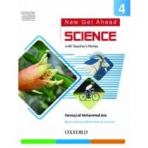 New Get Ahead Science Book 4