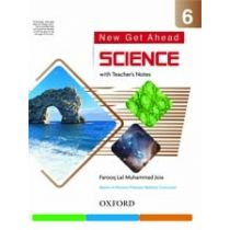 New Get Ahead Science Book 6