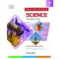 New Get Ahead Science Book 7