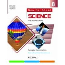 New Get Ahead Science Book 8