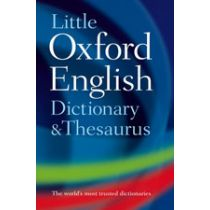 Little Oxford English Dictionary and Thesaurus