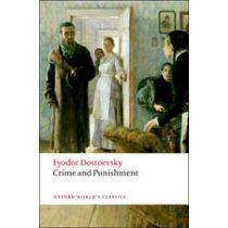 Oxford World's Classics: Crime and Punishment