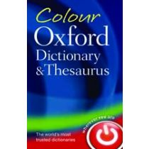 Colour Oxford Dictionary and Thesaurus Third Edition
