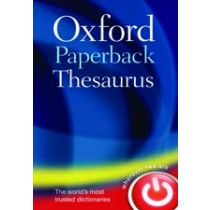 Oxford Paperback Thesaurus Fourth Edition