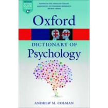 A Dictionary of Psychology Fourth Edition