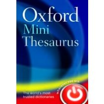 Oxford Mini Thesaurus Fifth Edition
