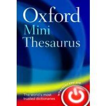 Oxford Mini Thesaurus Fifth Edition