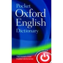 Pocket Oxford English Dictionary Eleventh Edition