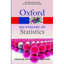 A Dictionary of Statistics Third Edition
