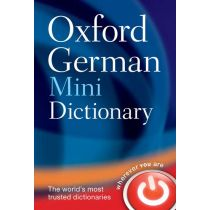 Oxford German Mini Dictionary Fifth Edition