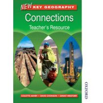 New Key Geography: Connections Teacher's Resource Book with CD