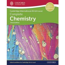 Cambridge International AS & A Level Complete Chemistry