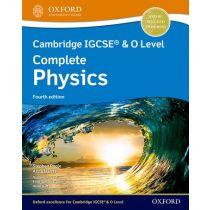 Cambridge IGCSE® & O Level Complete Physics: Student Book Fourth Edition